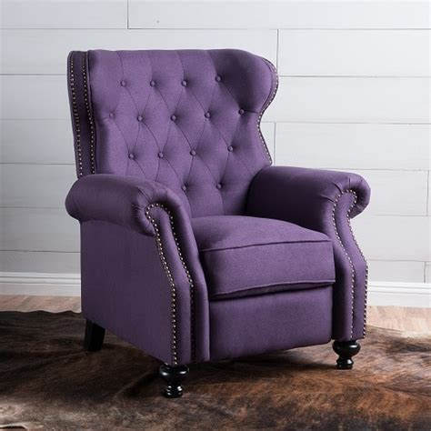 Best Selling Luxurious Purple Accent Chairs Living Room On Purple Accent Chairs Living Room