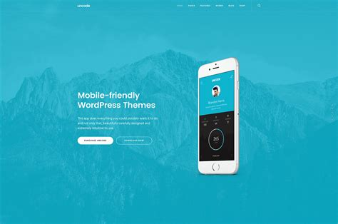 mobile theme free 20 most popular mobile friendly themes 2018