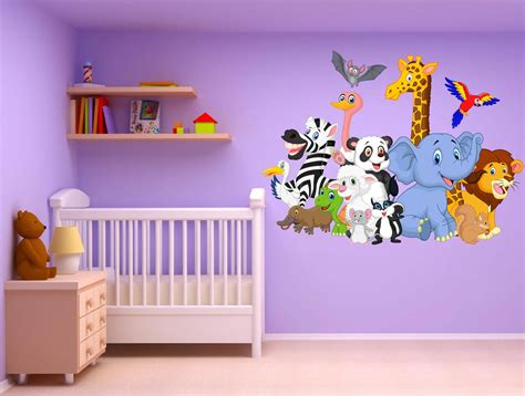 stickers muraux chambre enfant stickers chambre bebe nuage