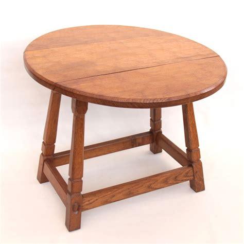 Occasional Coffee Table Alan Acornman Grainger Oak Dropleaf Occasional Coffee Table