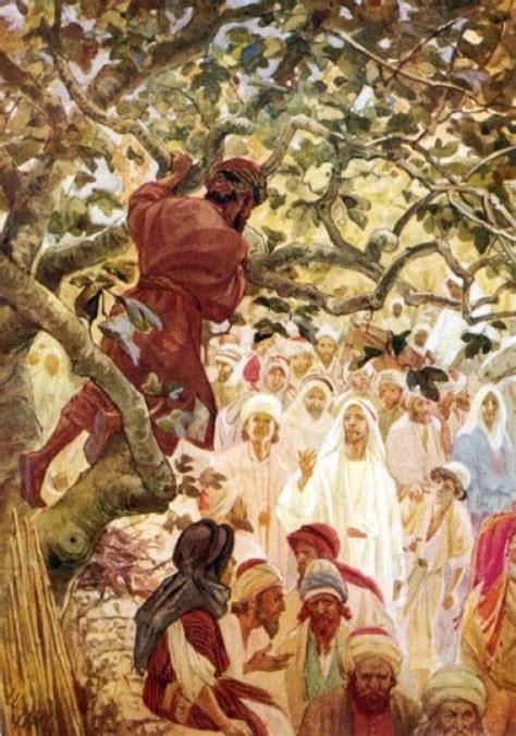 imagenes de jesus en casa de zaqueo ser cristiano el arrepentimiento
