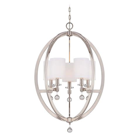 orb pendant light orb chandelier pendant light with white drum