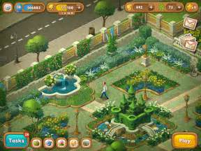 Gardenscapes Free Gardenscapes New Acres Android Apk Gardenscapes