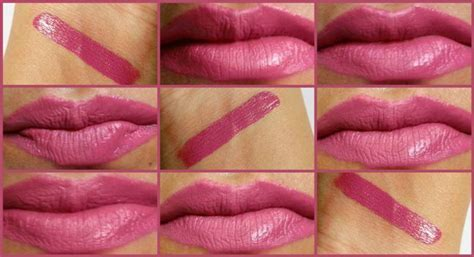Mauvy Matte Lip Liquid coloressence berry pink liquid lip color review