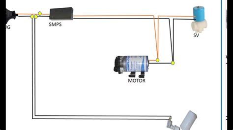ro electrical connection diagram
