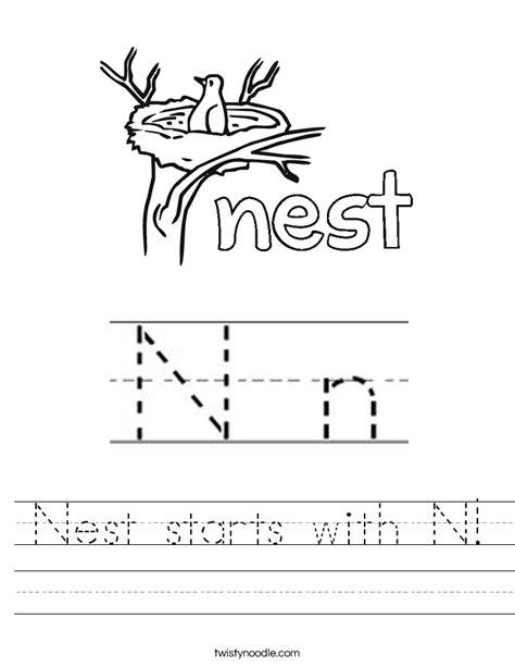 letter n worksheets unіquе letter n worksheets letter n worksheets twisty 1374