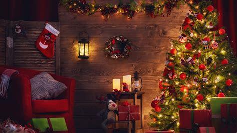 wallpaper christmas decoration xmas tree gifts  celebrations christmas