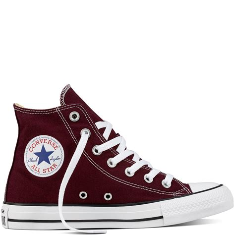 all star converse chuck taylor all star classic colours dark sangria