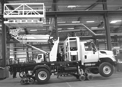 rail industry component: modern track machinery inc