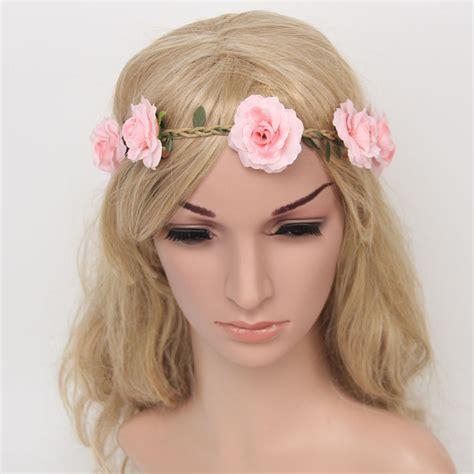 flower headbands baby headbands summer by 1pc fashion summer bohemia flower headband wedding