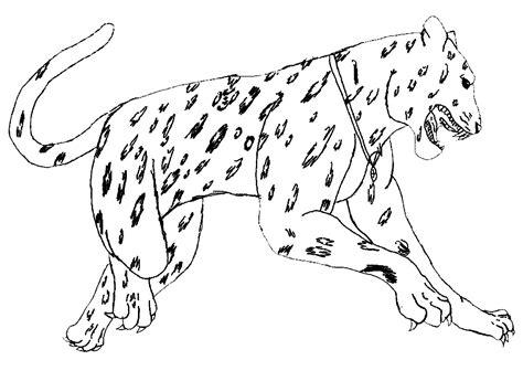 jaguar hd dibujoswikicom