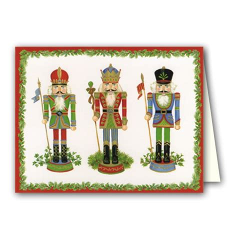 cards boxed nutcracker boxed greeting cards paperstyle