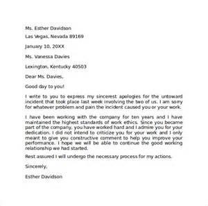 Japanese Business Apology Letter Entry Level Phlebotomy Cover Letter Sles