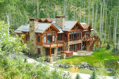 colorado style house plans telluride colorado area homes condos and vacant land for