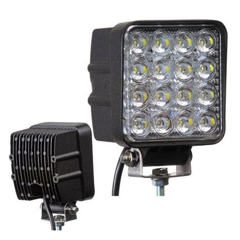 len 34 volt 3 watt led arbeitsscheinwerfer 48 watt 10 30 volt 4000 lumen