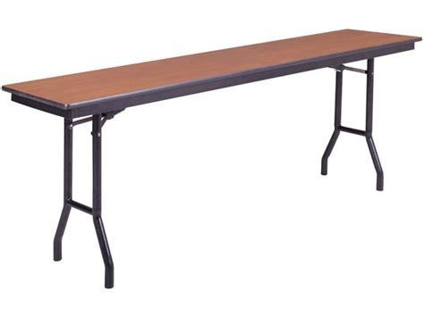 24 x 96 folding table plywood folding table wishbone leg 24 x 96 awb 2496