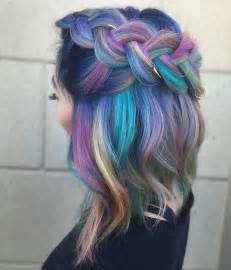 bright hair color 17 best ideas about bright hair colors on