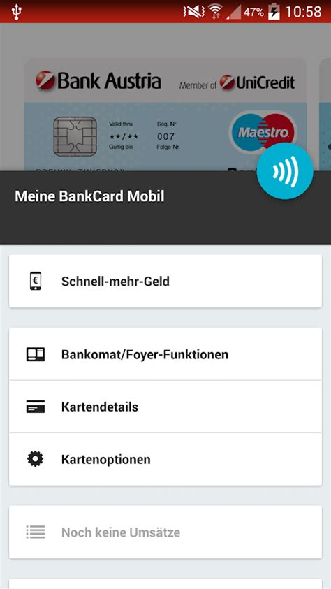bank austria mobile banking bank austria mobile geldb 246 rse android apps on play
