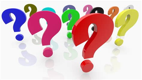 Picture Of Question Marks
