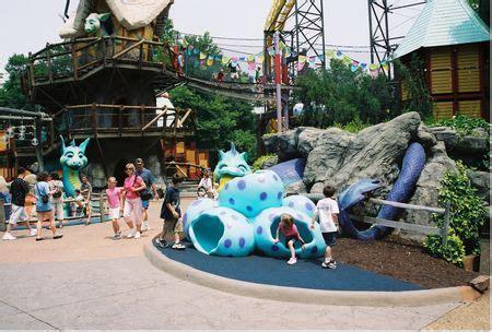 Busch Gardens Kid Rides by Land Of The Dragons At Busch Gardens Williamsburg