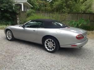 2000 Jaguar Convertible Purchase Used 2000 Jaguar Xkr Base Convertible 2 Door 4 0l