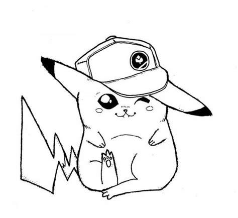 pokemon coloring pages pikachu cartoons printable coloring desenhos para colorir de pikachu desenhoswiki com