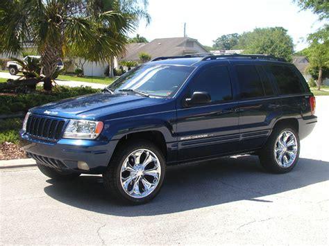 2000 Jeep Grand Accessories 2000 Grand Jeep Limited