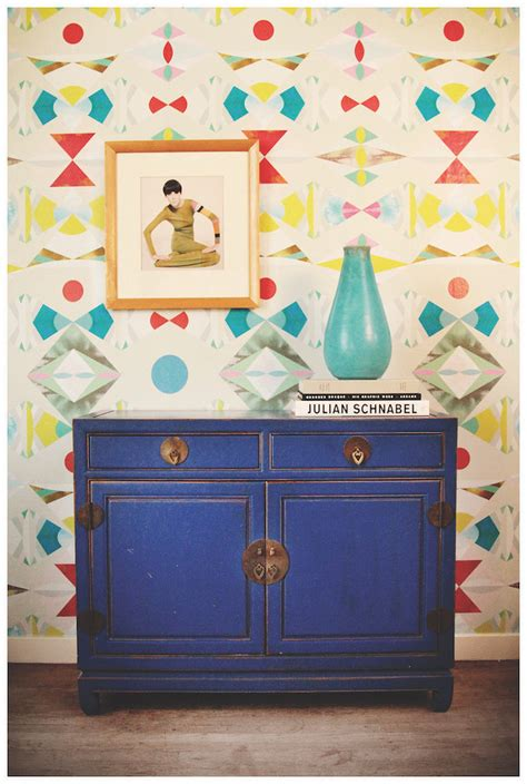 fun removable wallpaper peel and stick wallpaper midwest home magazine