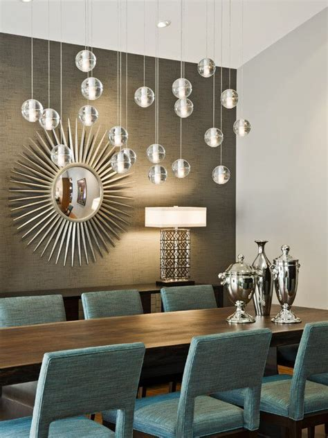 exquisite wall mirrors   rock  dining room decor