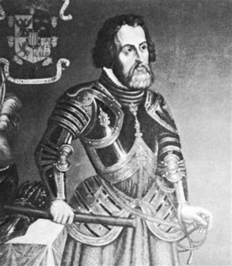 hernan cortes biography in spanish 10 facts about alvarez de pineda fact file