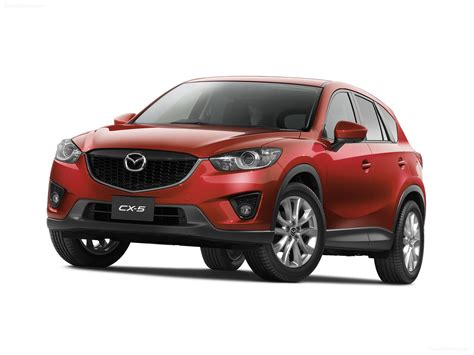 Mazda Cx 5 Crossover Suv 2013 Exotic Car Wallpaper 03 Of