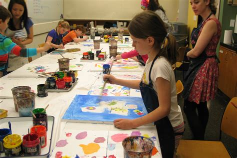 Painting Classes Nyc by Classes For Tweens And Families In New