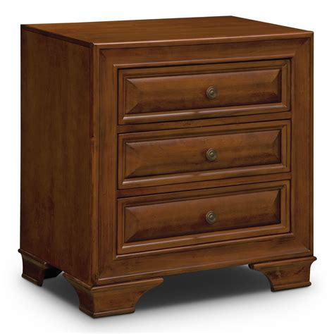 bedroom furniture night stands sanibelle bedroom nightstand value city furniture