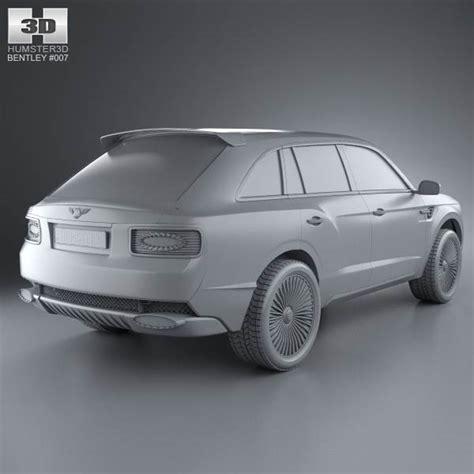 bentley exp 9 f custom bentley exp 9 f 2012 3d model hum3d
