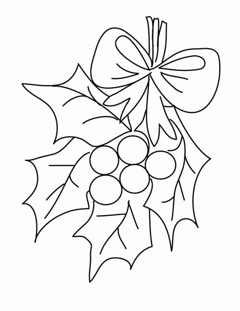 mistletoe coloring pages 10 new mistletoe coloring pages for