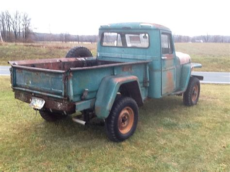 1961 willys jeep 1961 willys jeep truck 28 images 1 dy2rva