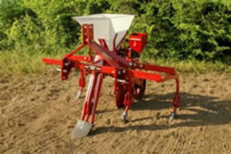 1 Row Planter by Covington Planter Planter And Cultivator Products For