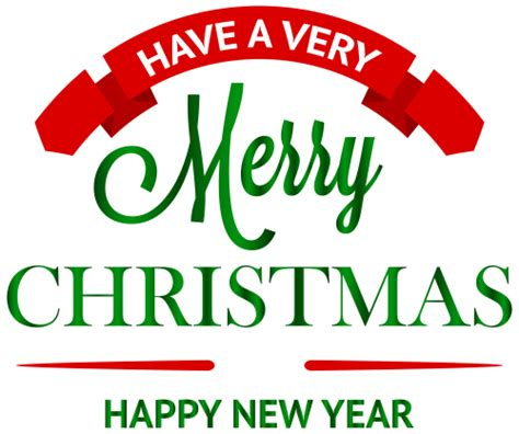 merry christmas decoration png clipart  web clipart