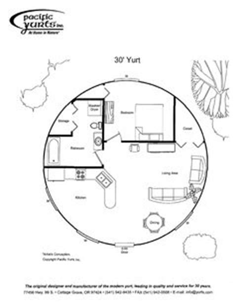 pacific yurt floor plans pacific yurts floor plans floor matttroy