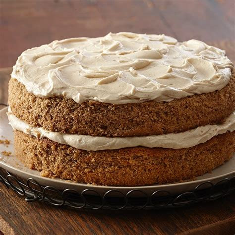 maple frosting spice cake with maple frosting mccormick