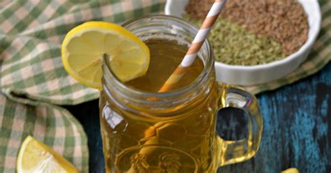 Recipe Detox Water Fennel cook like cumin fennel detox drink cumin water