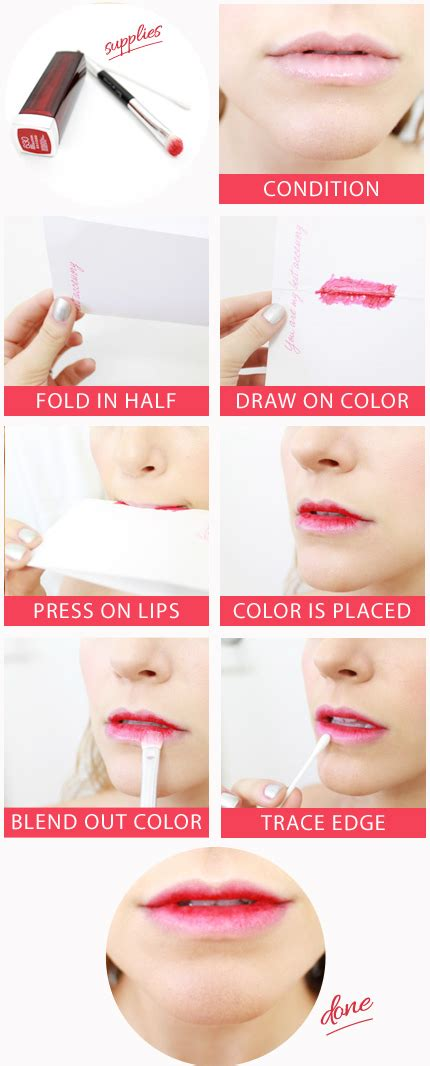 tutorial gradient lipstik these 21 lipstick tutorials will change your morning