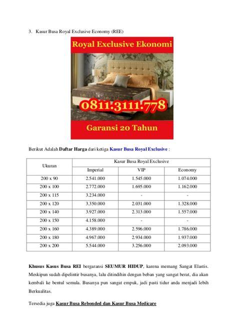 Kasur Busa Surabaya 0811 311 1105 jual kasur busa surabaya kasur busa royal anti gembos