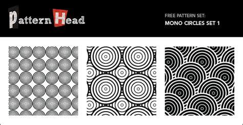 geometric pattern ai free circles archives patternhead