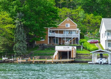 Keuka Lake Cottages For Rent by Keuka Lake Vacation Rentals Butterscotch Cottage Finger