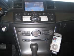 2006 Infiniti M45 Aux Input 2007 M45 Ipod Update Nissan Forum Nissan Forums