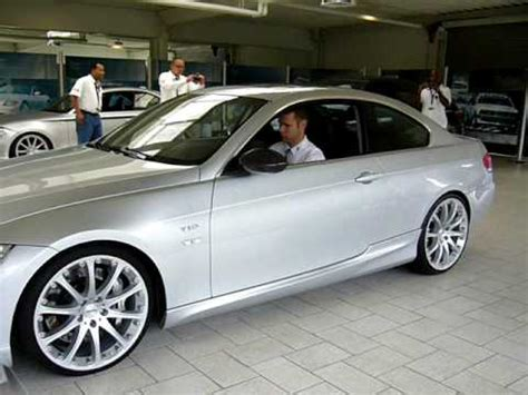 hartge bmw e92 3 series with v10 exhaust rev! (328i, but w