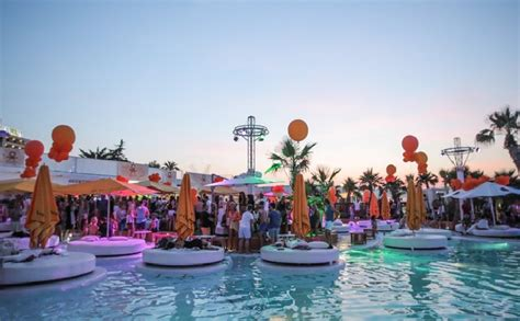 Beautiful Beds by Ocean Beach Ibiza Club Ibiza Disco Ticket