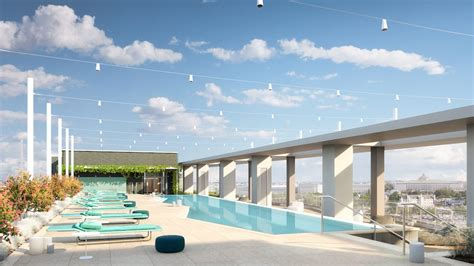 Best Apartment Washington Dc The Best Apartment Rooftop Pools In Dc Apartminty