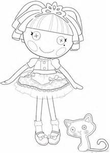 lalaloopsy coloring pages lalaloopsy coloring pages printable free printable